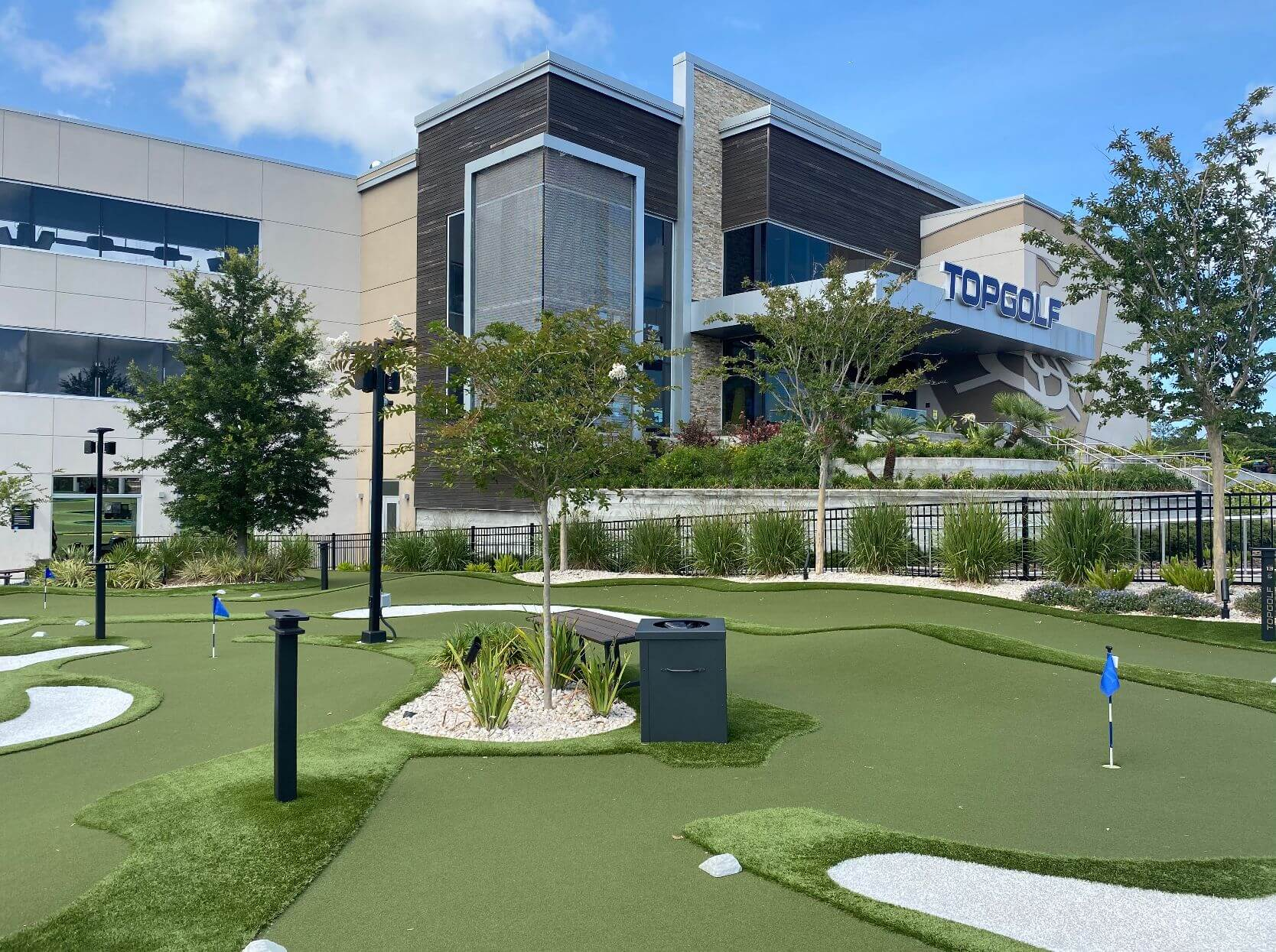 topgolf in jacksonville by SYNLawn